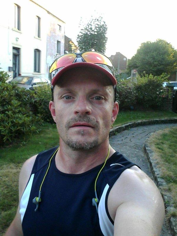 Entraînements joggings de la semaine