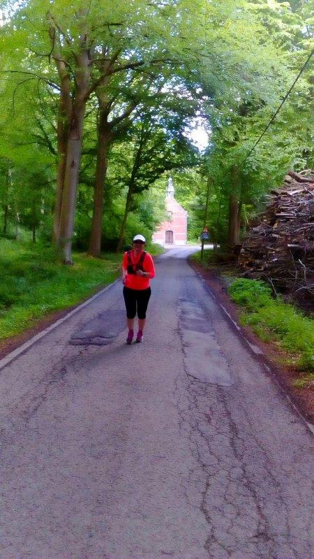 Entraînement jogging du samedi