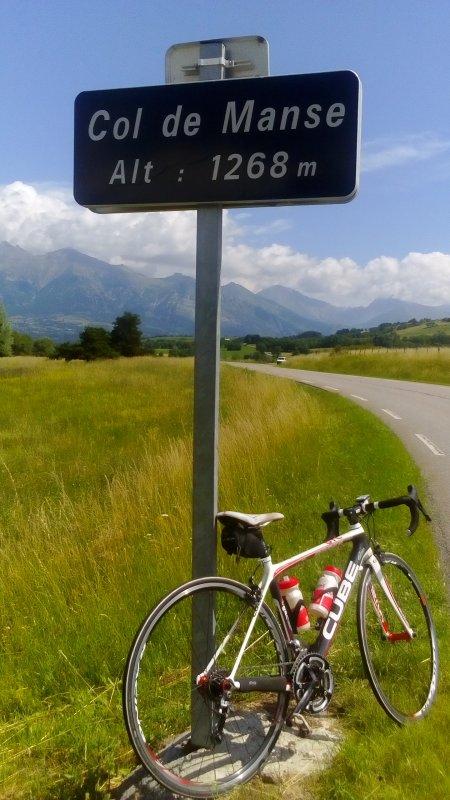 1e sortie vélo vacances