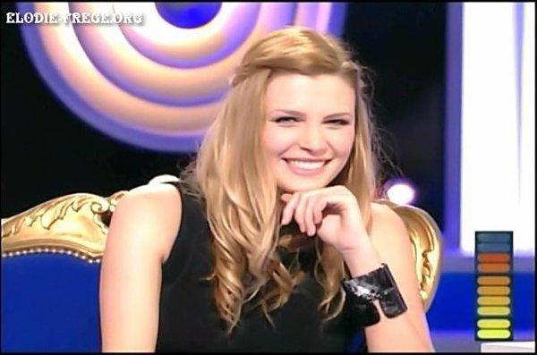 ELODIE FRÉGÉ INVITÉE SUR LE PLATEAU DE LA MÉTHODE CAUET SUR TF1 , LE 23 NOVEMBRE 2006 ( 3 et fin )
