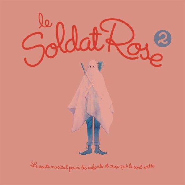 ELODIE FREGE EGALEMENT DANS L'ALBUM LE SOLDAT ROSE 2 !!!!