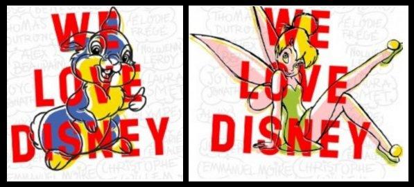 "ELODIE FREGE EGALEMENT DANS L'ALBUM "" WE LOVE DISNEY "" !!!!"