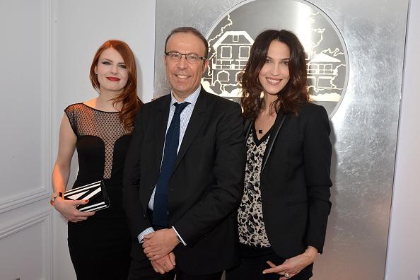Soirée inauguration de la boutique La Prairie, Saint-Honoré, Paris le 20 Janvier 2015