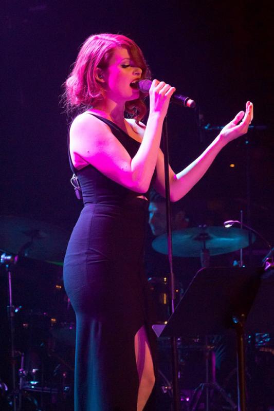 Concert caritatif au profit du collectif Ensemble contre le mélanome organisé au Casino de Paris le 20.04.2015