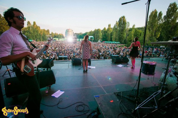 Bucharest (Roumanie)  BUCHAREST GreenSounds FESTIVAL le 23.08.2015