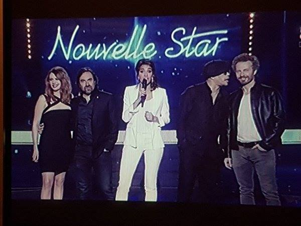 ELODIE FREGE DANS LA NOUVELLE STAR 2016 !