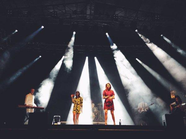 concert en Espagne le 12 août 2016