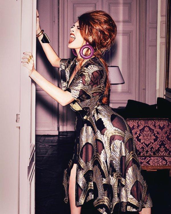 Shooting photo d'Elodie Frégé pour les créations de la merveilleuse Marilyn Feltz originaire de la ville de CAMBRAIS DANS LE NORD DE LA FRANCE !!!! LE 3 NOVEMBRE 2016