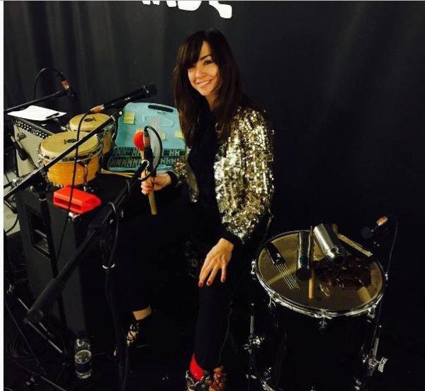show case à Rough Trade  a Londres en Angleterre le 10 novembre 2016