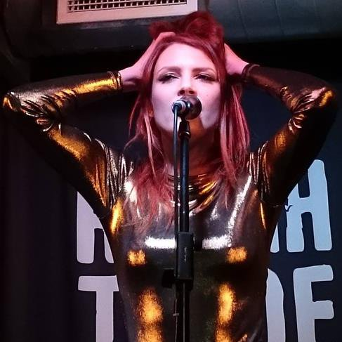 show case à Rough Trade  a Londres en Angleterre le 10 novembre 2016