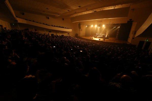 le concert a Ankara en Turquie le 16 décembre 2016 :