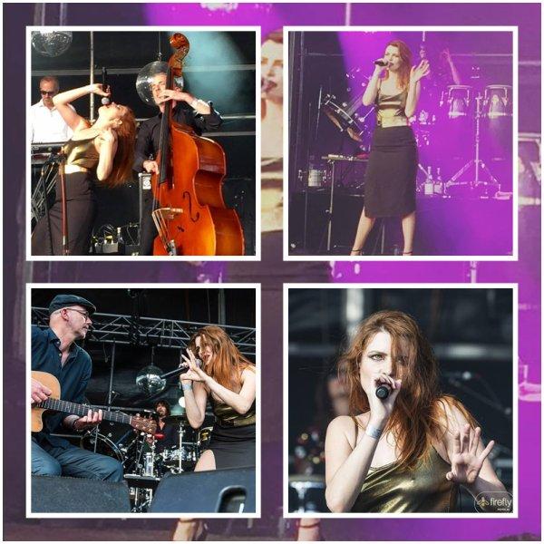 le concert a sydney le 21 janvier 2017 ( 4e date en Australie )