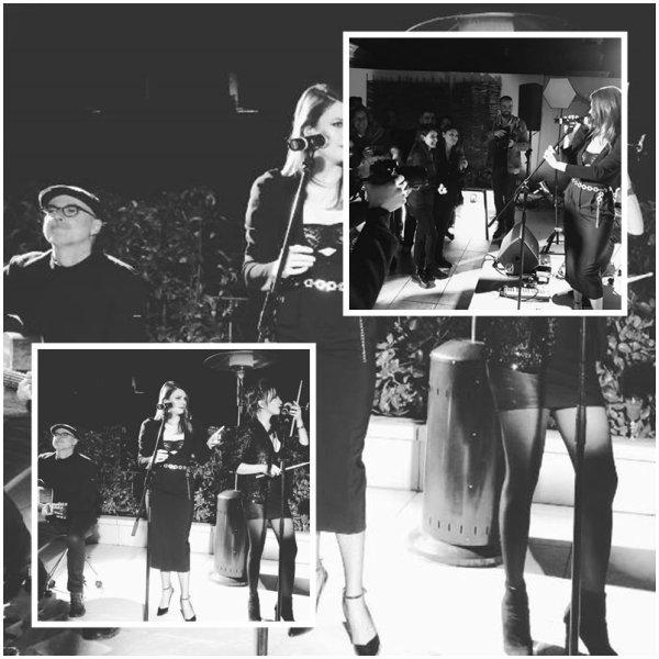 concert privé au méridien hôtel a Barcelone en Espagne le 4 mars 2017