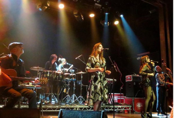 elodie frege en concert aux usa le 22 et le 23 mars 2017