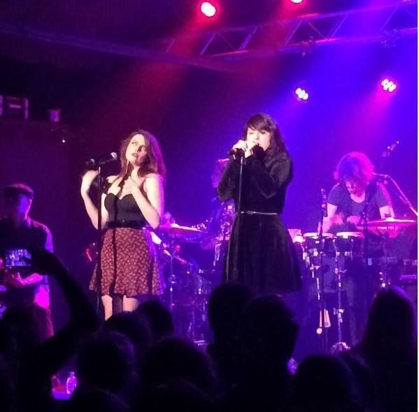 concert Elodie frégé a Boston aux USA le 24 mars 2017