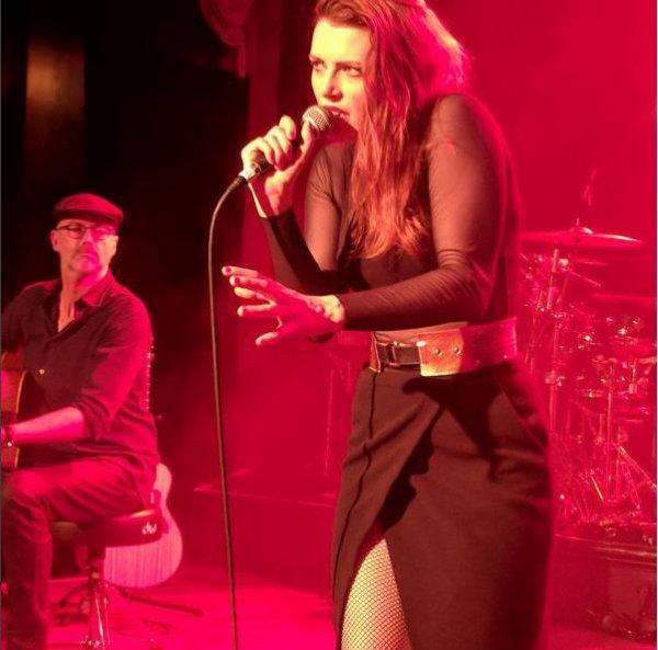 concert Elodie frégé a San Francisco aux USA le 31 mars 2017