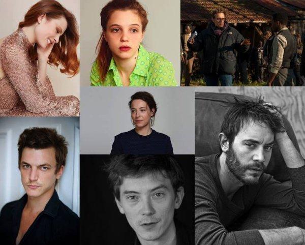 élodie frégé a Paris le jeudi 11 mai 2017      et élodie jury courts métrages du 31e Festival du film de Cabourg du 14 au 18 juin 2017