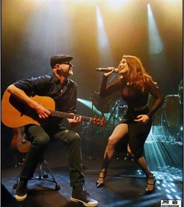 Concert Elodie frégé a Strasbourg en France le 17 mai 2017 ( 1 )