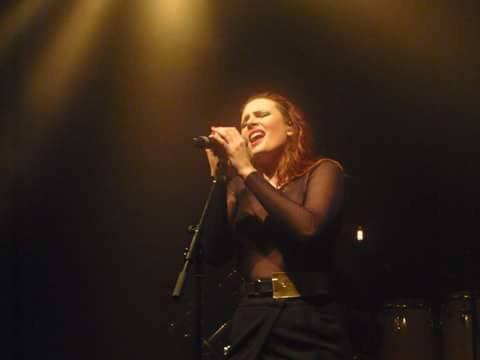 Concert Elodie frégé a Strasbourg en France le 17 mai 2017 ( 4 et fin )