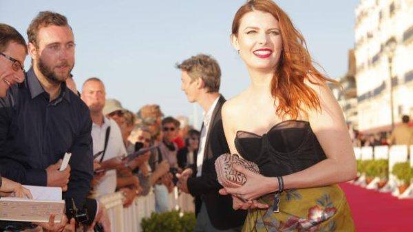 Elodie frégé : jury au festival du film de Cabourg juin 2017 ( 3 )