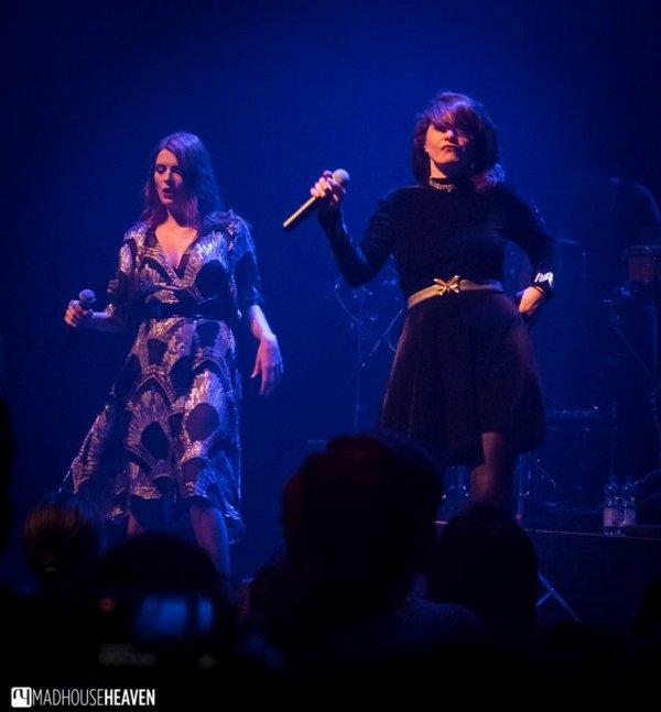 Elodie Frégé en concert aux Pays Bas les 12 , 13 , 14 et 15 octobre 2017 ( 1 )