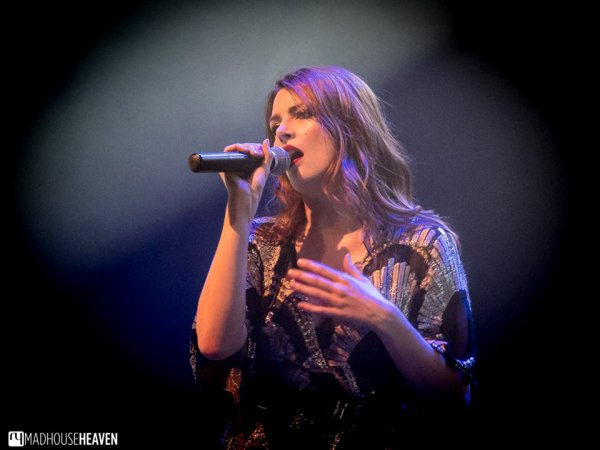 Elodie Frégé en concert aux Pays Bas les 12 , 13 , 14 et 15 octobre 2017 ( 2 )