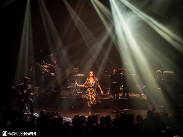 Elodie Frégé en concert aux Pays Bas les 12 , 13 , 14 et 15 octobre 2017 ( 3 )