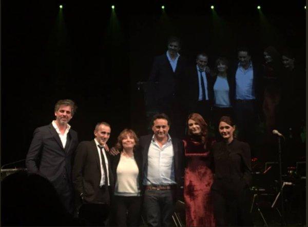 Elodie Frege jury au festival du cinéma et musique de film de La Baule novembre 2017 ( 2 )