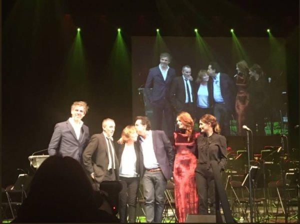 Elodie Frege jury au festival du cinéma et musique de film de La Baule novembre 2017 ( 3 )