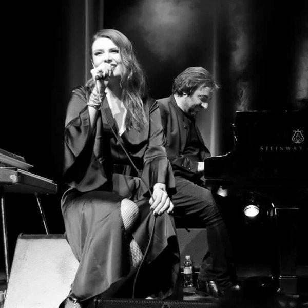 Concert Elodie Frégé et André Manoukian a Vierzon le 19 janvier 2018 ( 3 et fin )