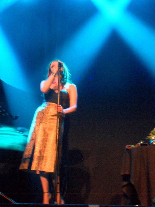 Concert Elodie Frégé a Blois le 14 avril 2018 ( 1 )
