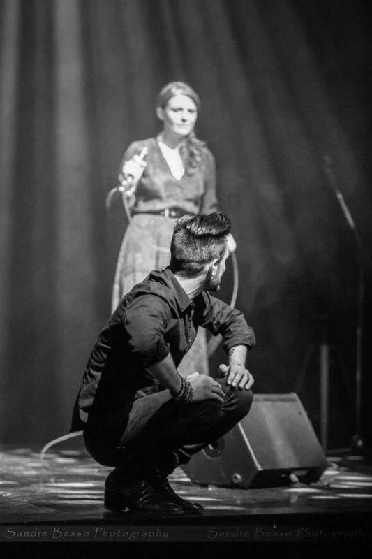 Concert de Michal au théâtre de l oeuvre à Paris le 14 mai 2018 ( 3 et fin )