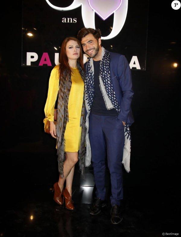Elodie Frégé au 30e anniversaire de la maison Paule Ka a Paris le 30 septembre 2018 ( 1 )