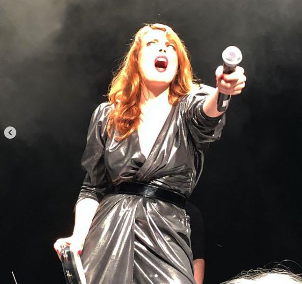 Concert Elodie Frege aux Pays Bas a Amsterdam le 9 Juin 2019 ( 1 )