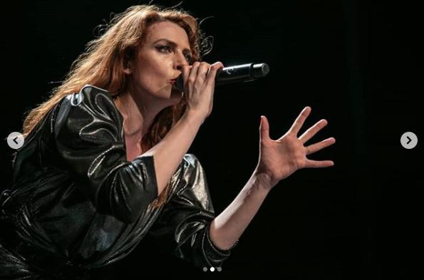 Concert Elodie Frege aux Pays Bas a Amsterdam le 9 Juin 2019 ( 2 )