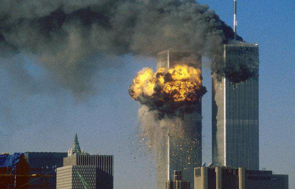 Le 11 septembre 2001, je ne comprends pas.