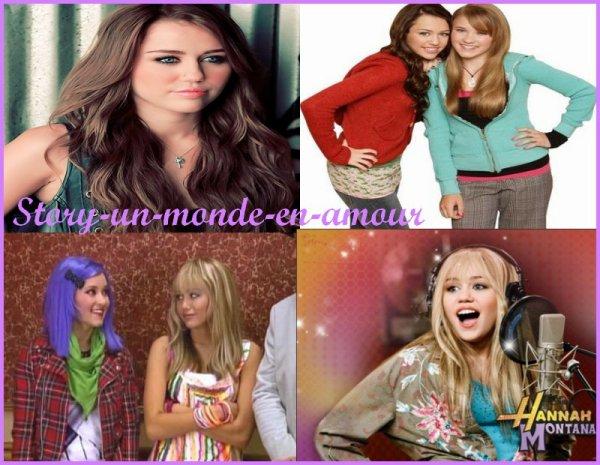 Chapitre 6 :Une pratique de chant pour Miley(Hannah Montana)