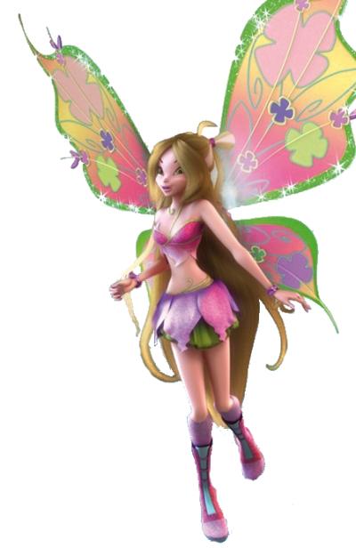Winx believix 3D