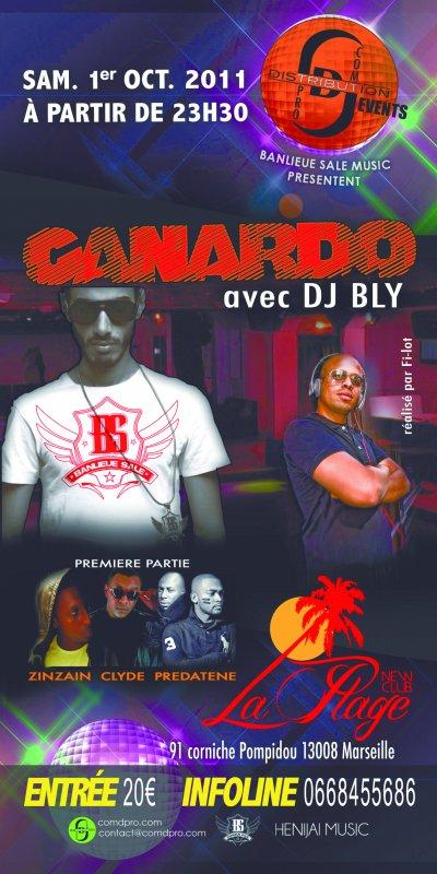 CANARDO LIVE IN MARSEILLE