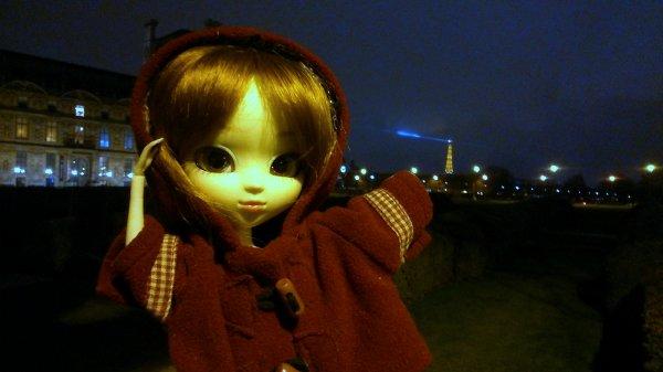 Séance n°... à Paris!!!