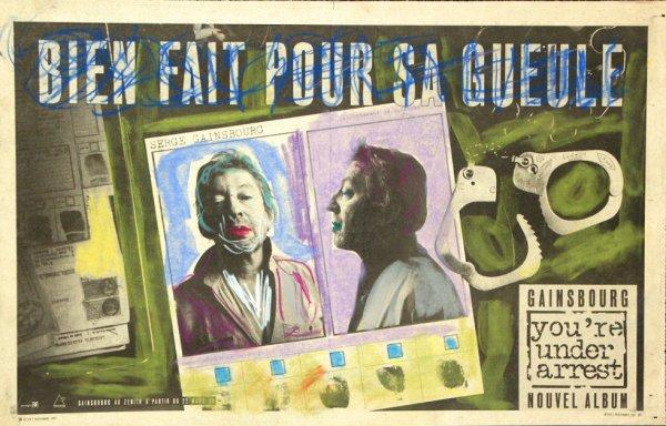Souvenir Serge Gainsbourg