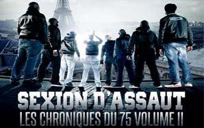 Sexion d'Assaut - Nouvel album : Les Chroniques du 75 en attendant l'Apogée