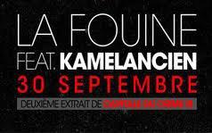 """La fouine en feat avec Kamelancien sur """"Vécu"""""""