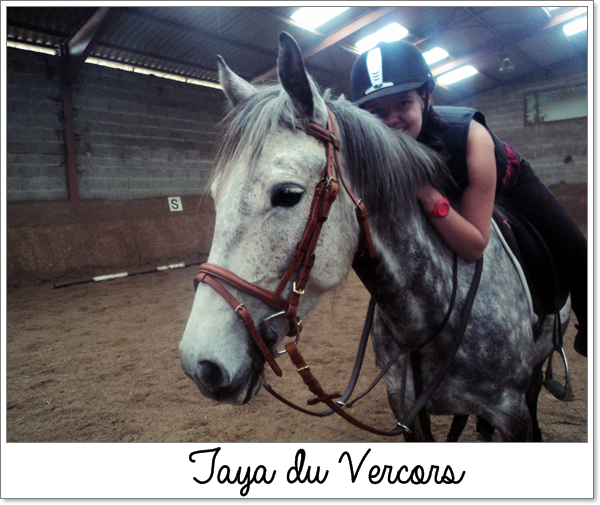 Bienvenue sur le blog de Taya du Vercors et Ludivine. ♥