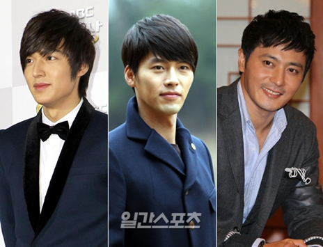 LEE MIN HO, NEIGHBORS WITH JANG DONG GUN AND HYUN BIN