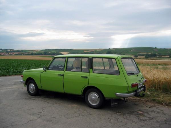 Souvenir automobile de mon enfance (suite)