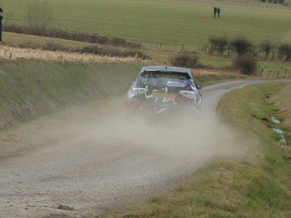 Rallye des Routes du Nord 2012: Seconde étape
