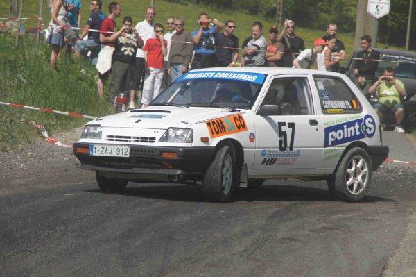 À propos du Rallye des Ardennes...