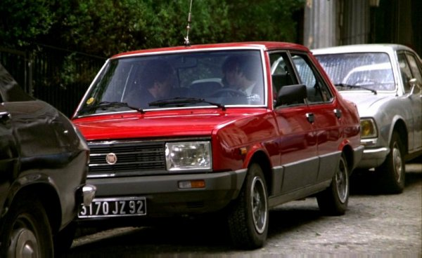 Souvenir cinématographique, automobile et musical de mon enfance :)