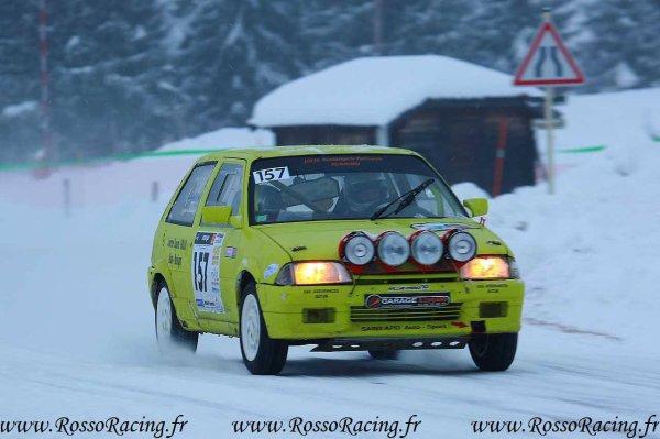 Rallye de la Ronde du Jura 2015